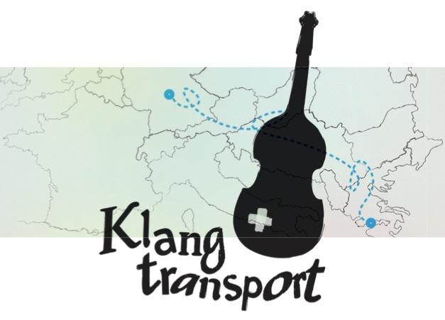 Das Logo des Klangtransports 2016